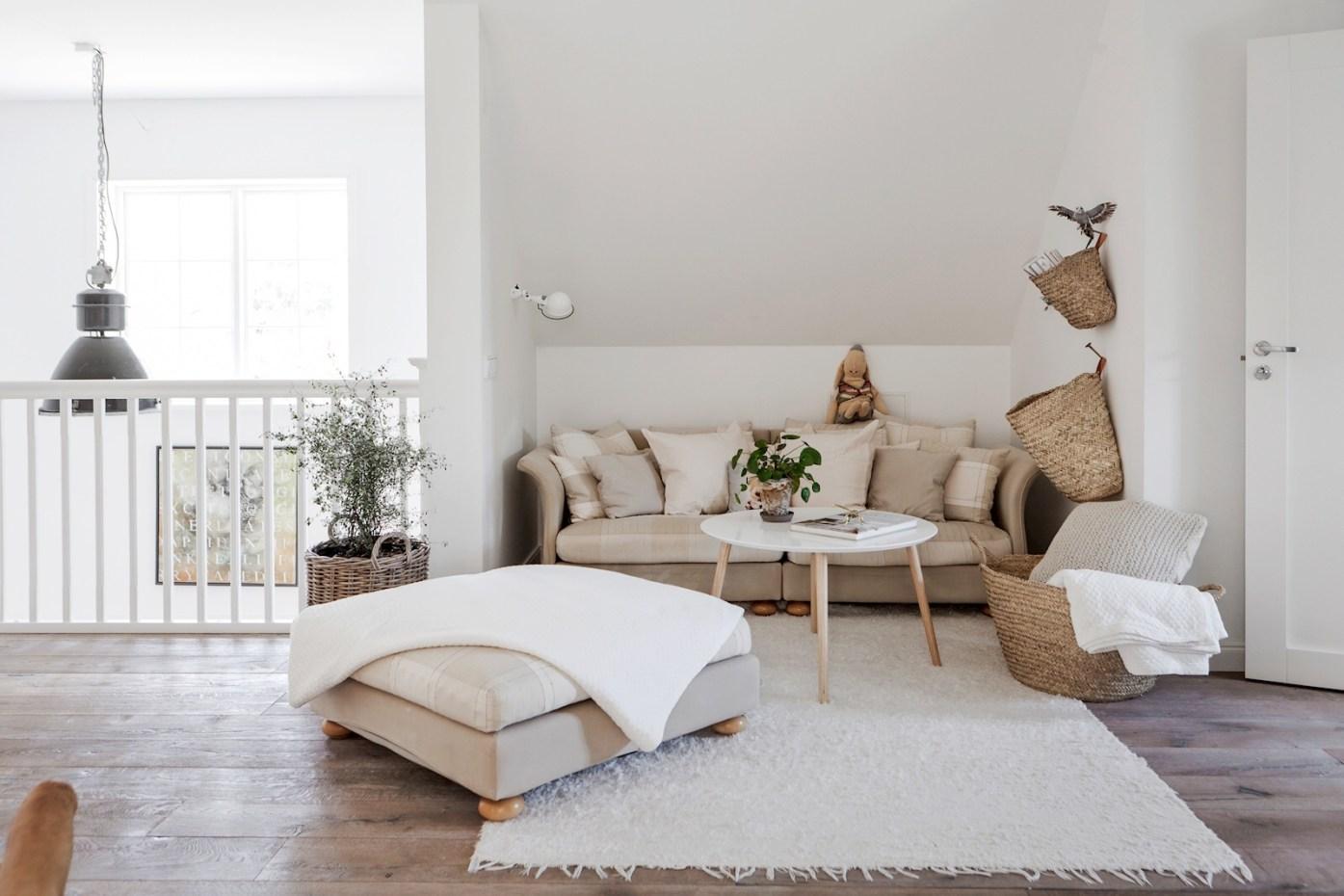 alcove beige sofa