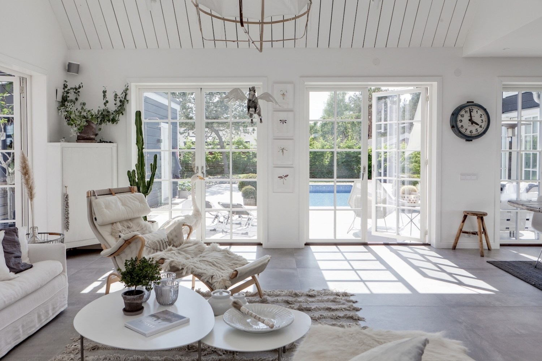 house glass doors