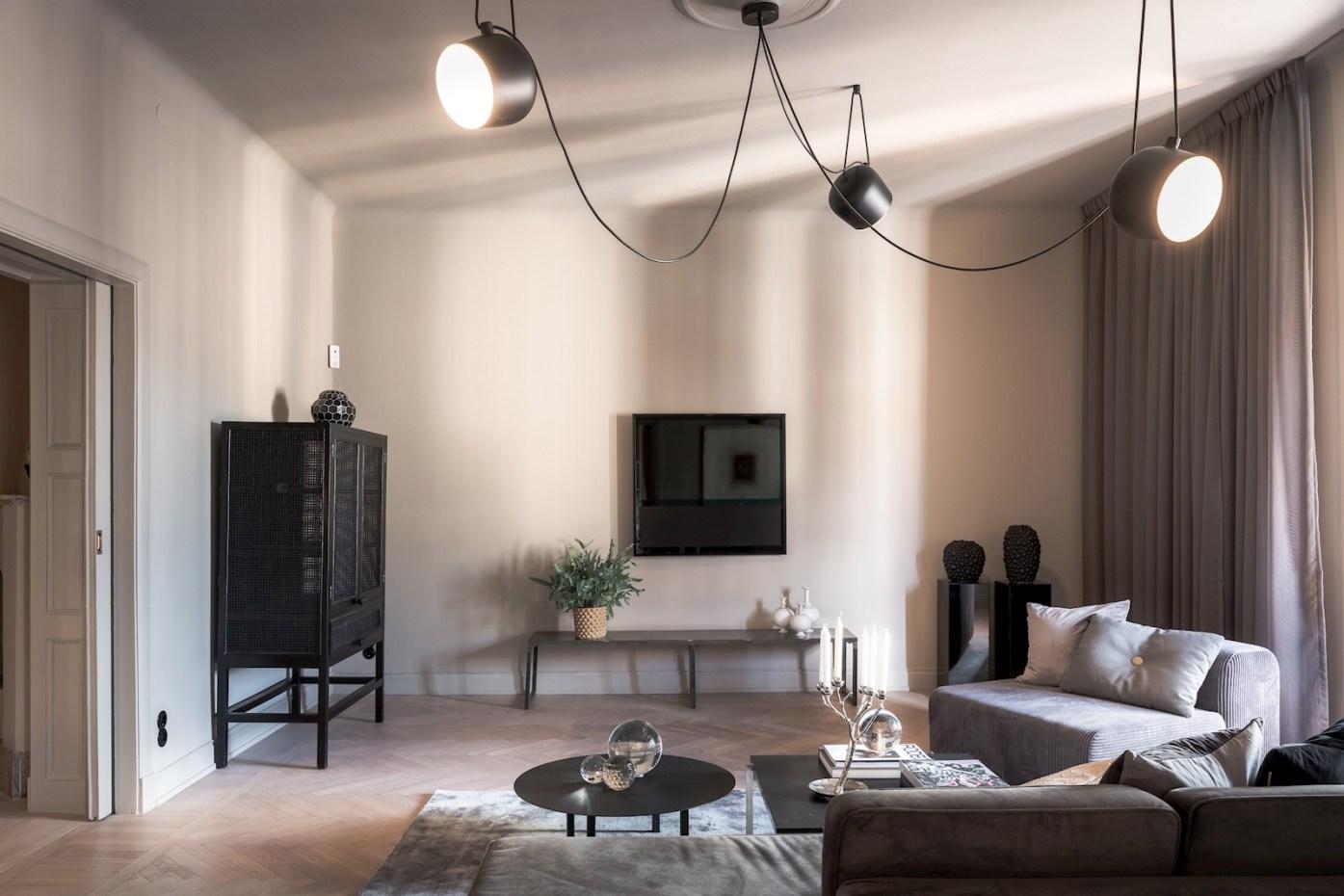 living room sliding doors