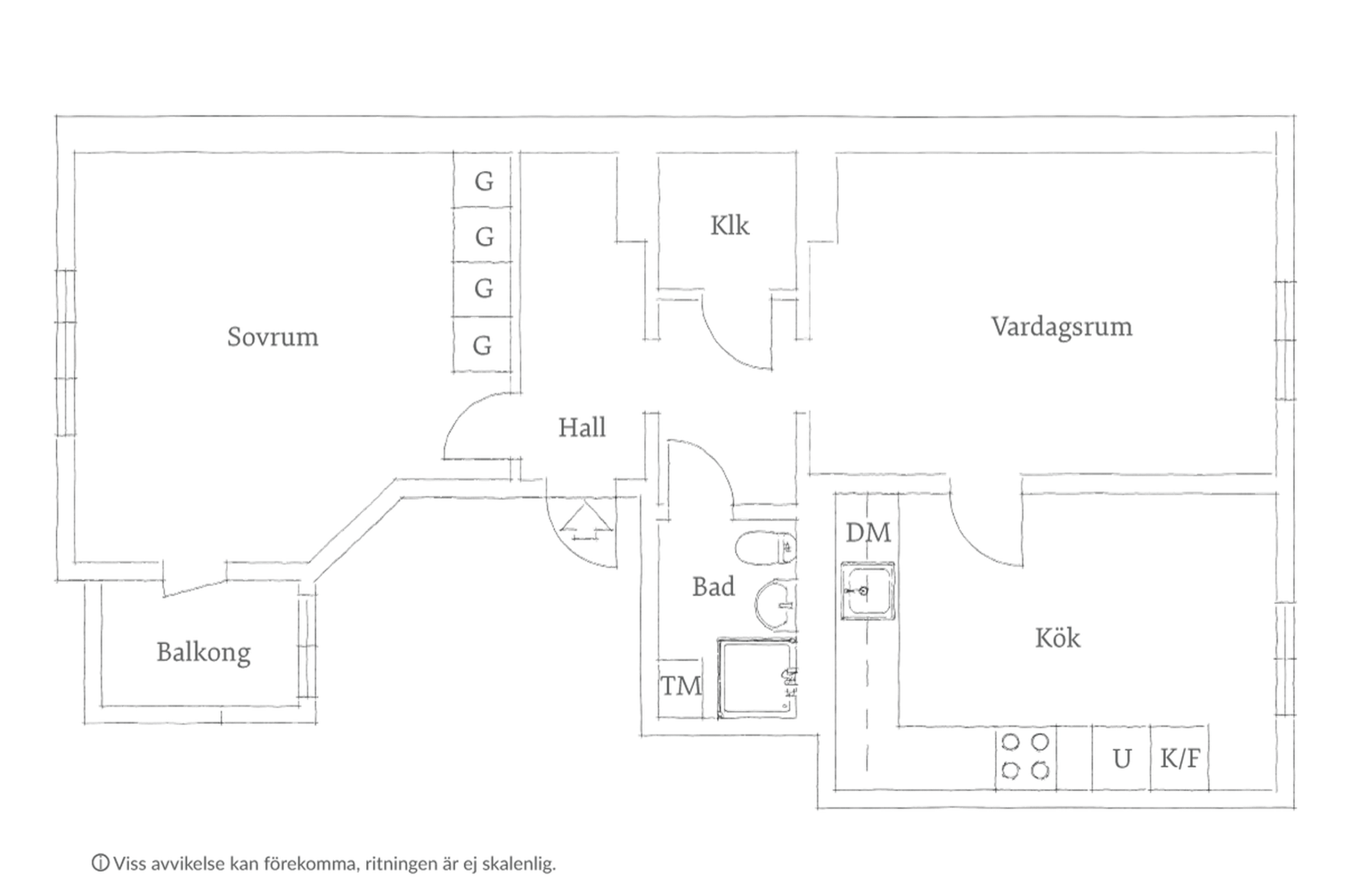 32542 66 sqm apartment floor plan