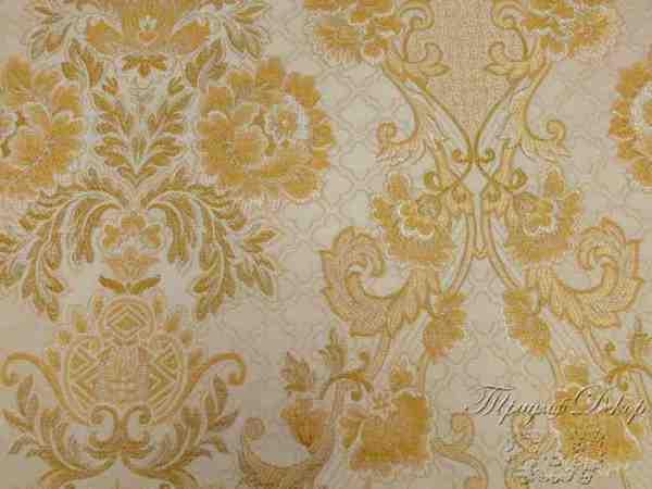 Текстильные обои Различные материалы и расцветки в