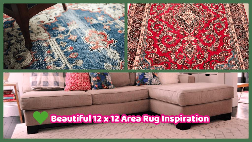 best 12x12 Area Rug pattern
