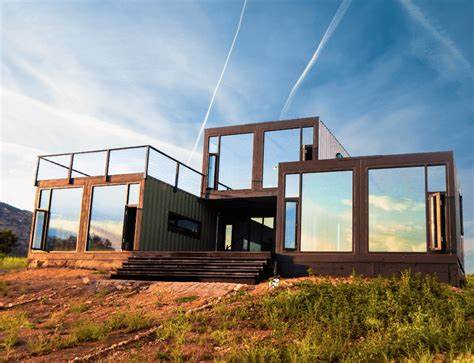 container house living