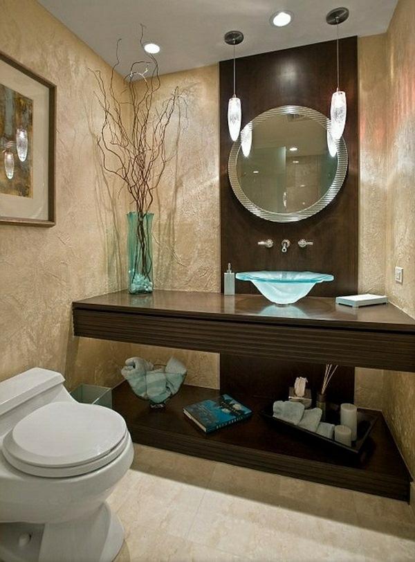 Amazing glass sink models for any bathroom - Decor10 Blog on Model Bathroom Ideas  id=64673