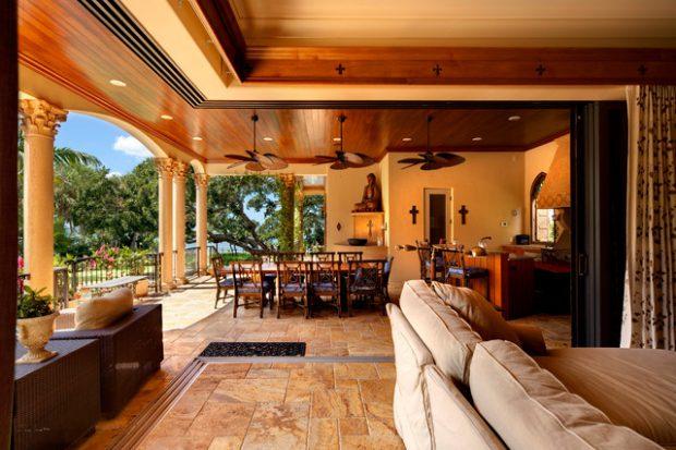 21 Beautiful Indoor- Outdoor Living Spaces - Decor10 Blog on Enclosed Outdoor Living Spaces  id=95434