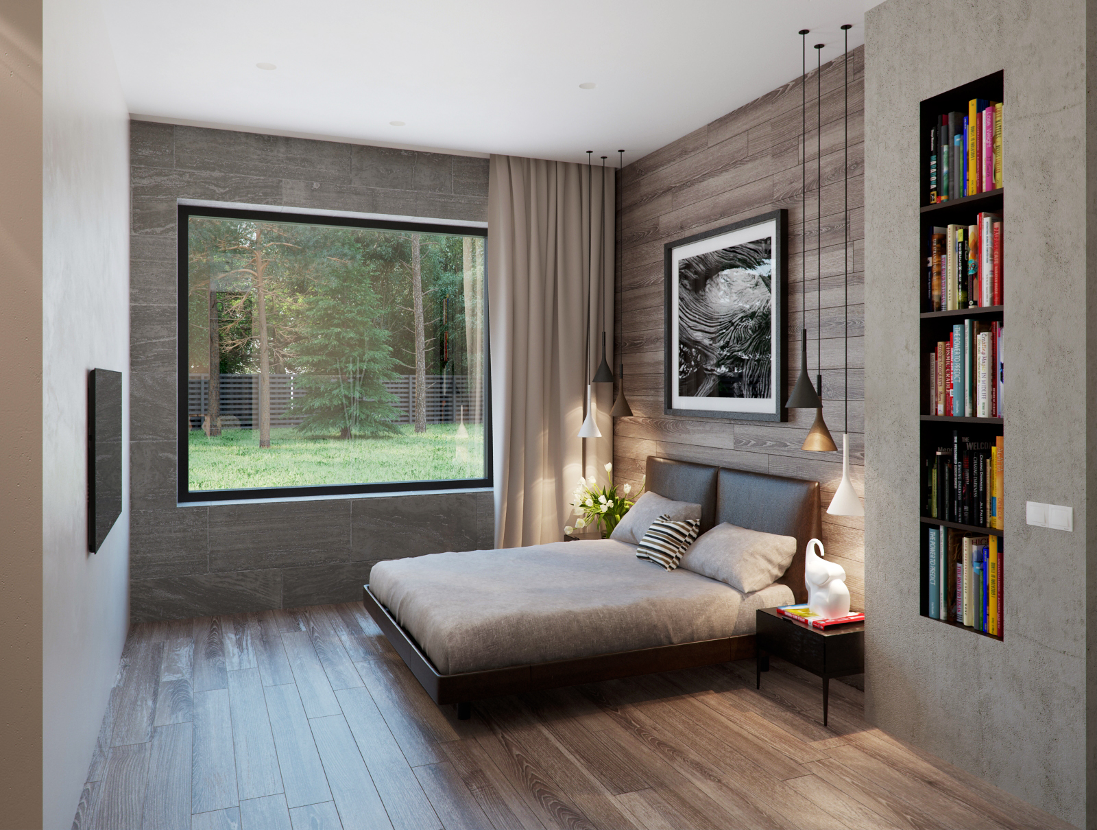 20 Small Bedroom Ideas that will leave you speechless ... on Small Bedroom Ideas  id=33262