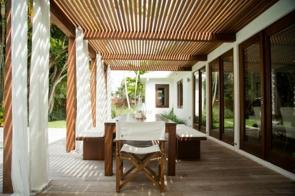 Amizng Modern Pergola In 2017 Over 40 Models To The