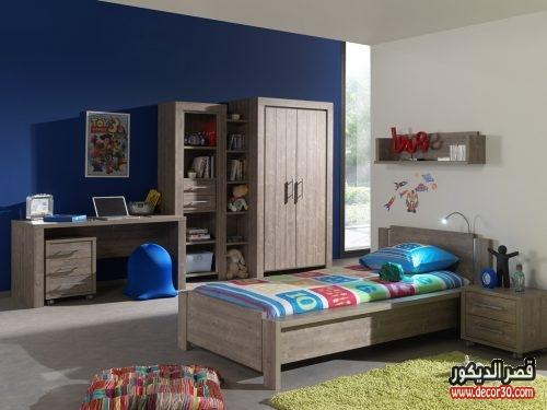 الوان غرف نوم اطفال وديكورات دهانات اوض حديثة للاطفال قصر