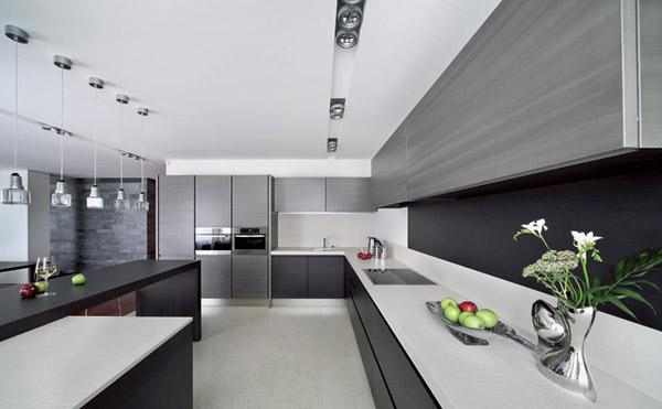Minimalist Interior Design Style, Urban Apartment ...