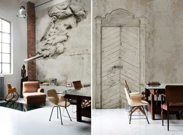 Latest Wallpapers From Italian WallDeco Modern Wall