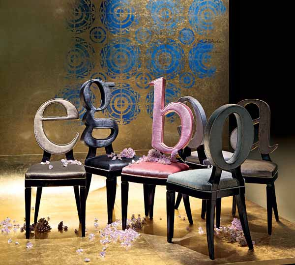 Charming Dining Chairs By EGO 024 Dining Room Decorating