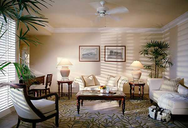Remarkable Colonial Style In House Interiors With Ethnic Flare
