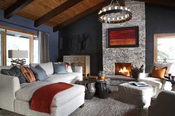 Gorgeous Homes In Alpine Chalet Style, Country Home