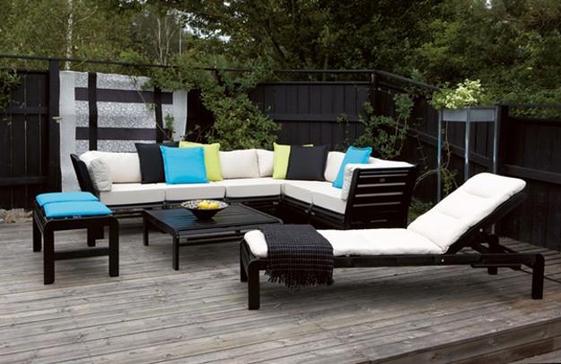 25 modern outdoor furniture sets that brighten up backyard on Backyard Outdoor Furniture id=94917