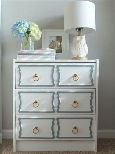 Beautiful Bedroom Decorating Ideas With Hand Painted
