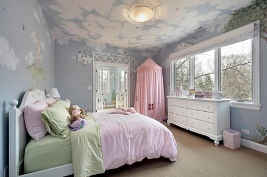 15 Beautiful Girls Bedroom Decorating Ideas and Room Colors on Beautiful Girls Room  id=82180