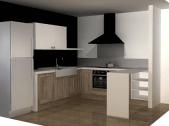 interiorismo low cost - proyecto para cocinas económica lowcost las rozas 21