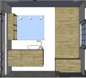 diseño de baño - decoraCCion - estilismo y decoración 25