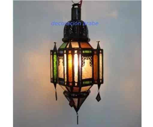 lampara árabe estilo andalusi