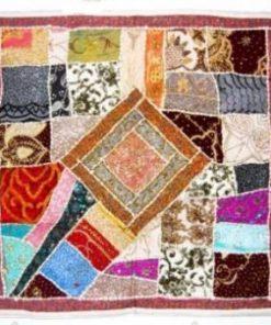 tapiz indú patchwork
