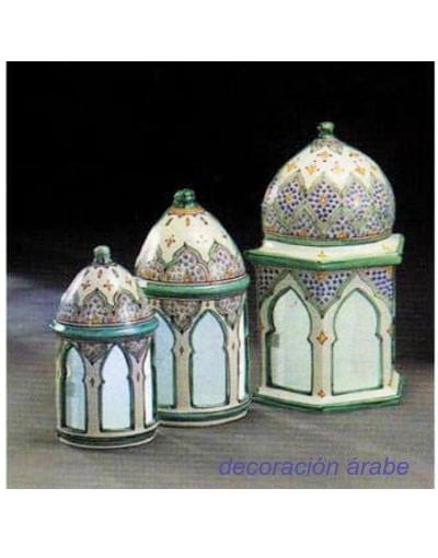 aplique cerámica andaluza árabe