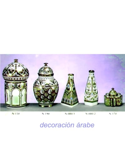 cerámica nazarí andaluza