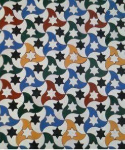 mosaico cerámica nazarí Capricho