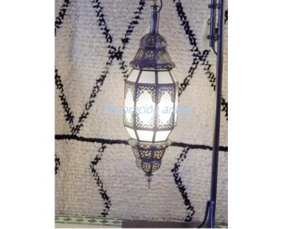 lampara marroquí colgante kabir