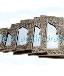 espejo marroquí cincelado
