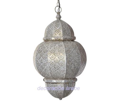 lampara india colgante