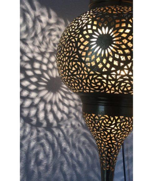 lámpara techo árabe techo