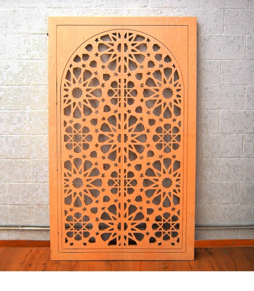 puerta-celosia-arabe-madera