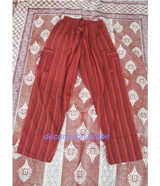 pantalones algodón Nepal