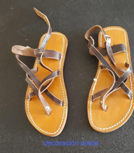 sandalias verano mujer