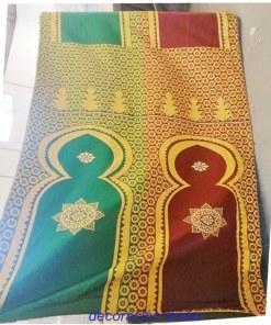 tela árabe decorativa