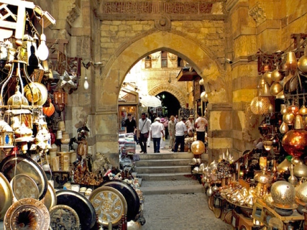 bazares árabes orientales