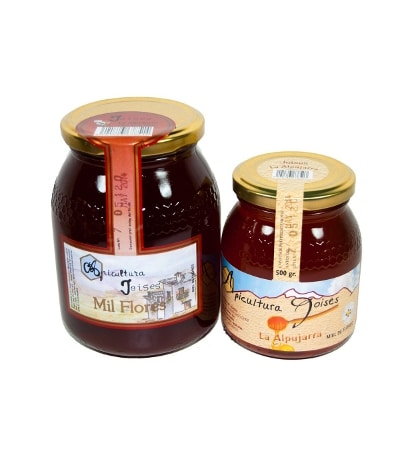 miel ecológica alpujarras