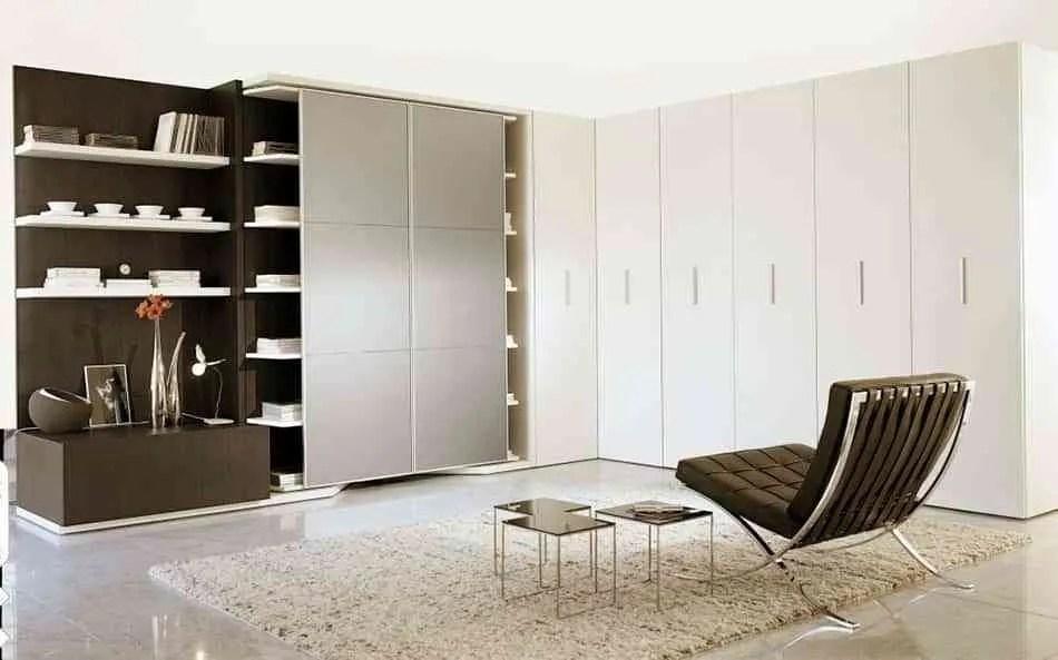 C mo decorar con muebles multifuncionales para aprovechar for Muebles transformables