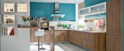 muebles laminados cocina