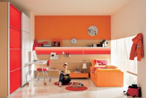 dormitorio-juvenil-color-naranja-11