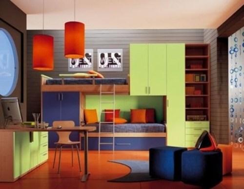 dormitorio-juvenil-color-naranja-8