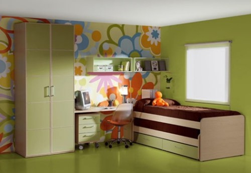 dormitorio-infantil-decorado-verde-4