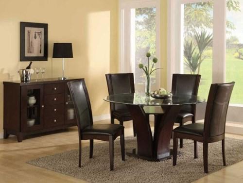 comedor-decorado-mesa-redonda
