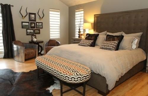 Decoracion de dormitorios para solteros
