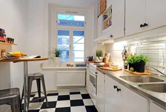 15 dise os de comedor y cocina juntos para espacios peque os for Arreglo sala comedor comedor
