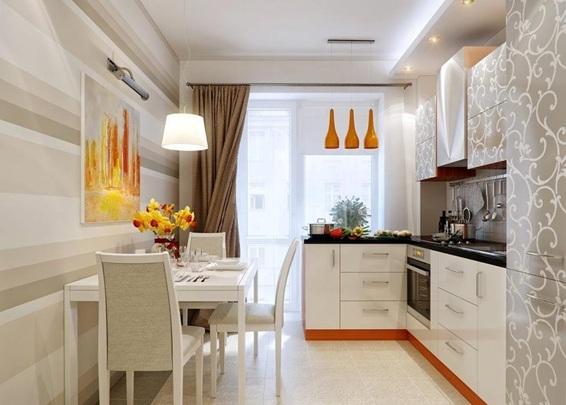 Sala Comedor Cocina Pequeños : Diseños de comedor y cocina juntos para espacios pequeños