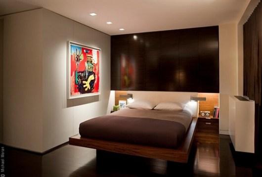 decorar dormitorio minimalista