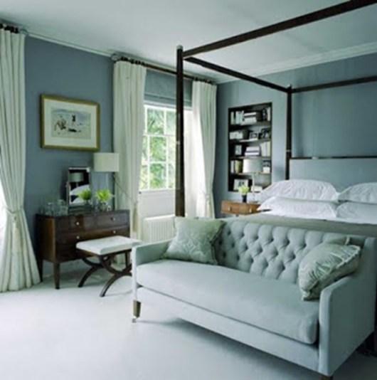 Dormitorios Con Acentos En Morado P�rpura Y Lila: Hermosos Dormitorios Decorados Con Colores Suaves Y Relajantes