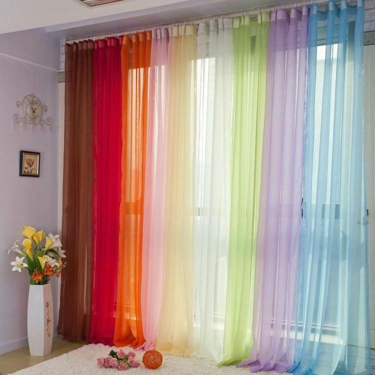 Qu cortinas pongo en mi casa cortinas - Cortinas para baneras ...