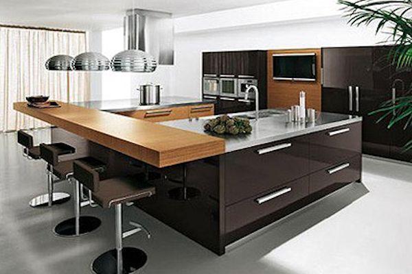 Reforma tu cocina y p sate al estilo americano colocando for Decoracion estilo americano